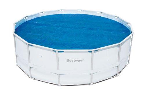 Bestway-14-Steel-Pro-Frame-Solar-Cover-Camiseta-de-Golf-para-Hombre-0