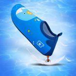 Bwiv-Zapatos-de-Agua-Nios-Bebes-Natacin-Zapatos-de-Nios-Escarpines-Descalzos-Calcetines-Ligero-Antideslizante-para-Playa-Piscina-0-2