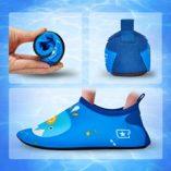 Bwiv-Zapatos-de-Agua-Nios-Bebes-Natacin-Zapatos-de-Nios-Escarpines-Descalzos-Calcetines-Ligero-Antideslizante-para-Playa-Piscina-0-3