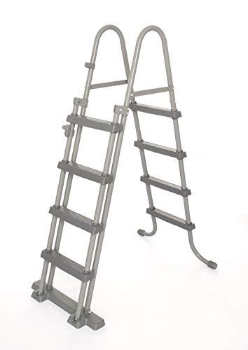 Escalera-para-Piscina-Desmontable-Bestway-122-cm-0