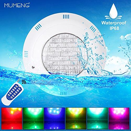 Iluminacin-de-Estanques-y-Piscinas-Luz-de-Piscina-Sumergible-Resistente-al-Agua-Proyector-RGB-Sumergido-Luz-Subacutica-LED-Multicolor-24W-AC-12V-IP68-0